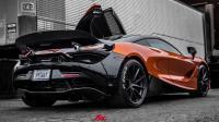 独一无二的排气声浪!迈凯伦 McLaren 720S X Fi EXHAUST