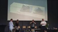 瑞典食品技术活动The Big Meet:Foodini和米其林厨师Ulf Wagner创建的3D美食 | Foodini and Ulf Wagner
