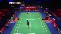 2020.10.16 QF 维汀哈斯 vs 西本拳太 - 2020丹麦羽毛球公开赛