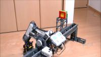 LEGO Mindstorms NXT传递Demo