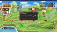 """【小Q解说】新超级马里奥兄弟Wii同人改版""""The third levels""""1-2攻略流程"""