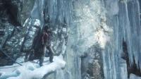 古墓丽影10崛起电影级特效画面Rise of the Tomb Raider 第一关场景过雪山雪崩