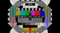 【自制】CCTV9测试卡20000811