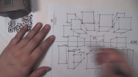 罗丹手绘——一点透视画法
