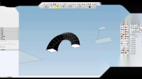 Fredo6插件集:曲线放样的花样用法(一叶刀虫主讲)