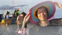 【惜别的海岸】榕树游惠州双月湾/2018.8.6.