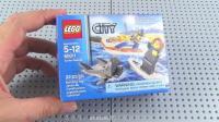 LEGO Coast Guard Surfer Rescue set 60011 review!