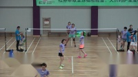 2018 yonex 美舞之志 女子羽毛球赛 上海总决赛3