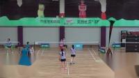 2018 yonex 美舞之志 女子羽毛球赛 上海总决赛4