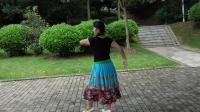 广场舞《我是一条小河》金花舞原创编舞
