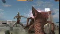 奥特曼格斗进化3双盖亚双人闯关《雷》