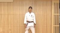 空手道:JKA教学视频 P3 3~1级考试教学内容