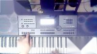情人的眼泪 卡西欧CT-X5100电子琴演奏20180821