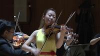 苏飞雅 (美国) 斯特恩2018国际小提琴比赛半决赛,莫扎特第五小提琴协奏曲