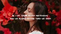 Said The Sky - Over Getting Over You (Lyrics  Lyric Video) ft. Matthew Koma
