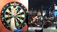 Haruki Muramatsu VS Paul Lim-2018 PDC Asian Tour 10 Taipei Semi Final