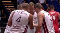FIBA3x3欧洲杯首日—男篮最佳球队拉脱维亚