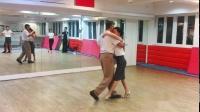阿根廷探戈舞步学习- 三明治