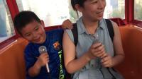 【7岁】6-28哈哈跟爸爸妈妈在东京巨蛋摩天轮上唱卡拉OKIMG_0631