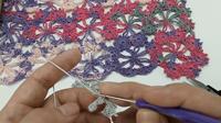 梅花蓓蕾帽1清风的梦想编织