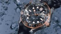欧米茄海马系列300米潜水表