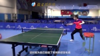 美女教练讲乒乓球战术第2集 搓攻战术(右手)