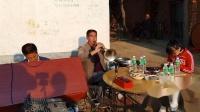 唢呐吹奏【升天曲】方城县博望镇枣园唢呐班风度翩翩的视频剪辑