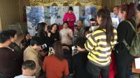 心天排瘀疗法中国总代理蔡君霞100期培训心天穴位6号穴部分讲解视频