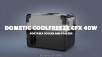 【触动力】能拉着走的便携电子冰箱Dometic CFX系列