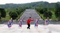0001.今日头条-凤凰六哥广场舞《爱琴海》最新原创藏族舞