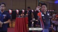 Lourence Ilagan vs Paul Lim-2018 PDC Asian Tour 11 Manila Semifinal One