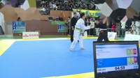 White-Adult-64.00kg 柯岳vs杨英强