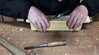 宮大工が職人技で教える初心者のための砥石台の作り方パート2  Making a Sharpening Stone Base Part 2