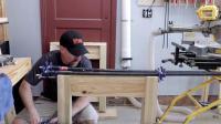 我的保尔塞勒木工桌My Paul Sellers Workbench Part VII- Leg Assembly