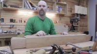 如何做脚踏车床How to build a treadle lathe with timber frame joinery Part III