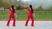 易学32步英文版《路灯下的小姑娘》广场舞,舞步简单好看
