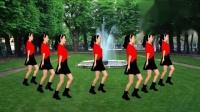热门儿童神曲广场舞《小苹果》简单动感步子舞附分解,老少皆宜