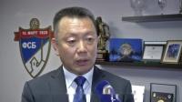 Protocol signed FA Tianjin & FA Belgrade