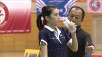 最养眼女子单打 四分之一决赛Ohori Aya(大堀彩)vs Fukushima Yuki