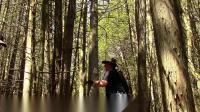预算小木屋Log Cabin on a Budget- Ep 2- Debarking Secrets