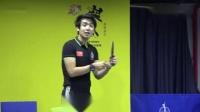 【乒乓生活】横板钩子发球技巧(左手版)