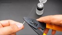 考德(COTTDOR)原装3口米勒钳  三口剥线钳CFS-3剥线钳光纤开播器