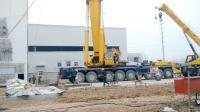 陕西亚泰气体新厂安装
