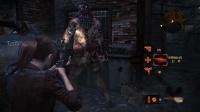 【生人】PS4·生化危机启示录2一周目最高难度一命S通关 克莱尔-2