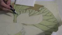 凌达教您画工笔画--出水芙蓉图006