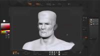 Zbrush精美3D角色塑造视频教程 08 -Personaje Medio I