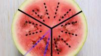 25 种切水果蔬菜的方法