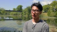 Wenchao Zhou 学生感言 | 英国斯特灵大学