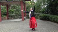 广场舞《我用二葫和你说话》金花舞2019原创编舞