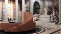 《历史的机器》 巴黎先贤祠的装置艺术